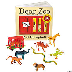 Dear Zoo 3-D Storybook