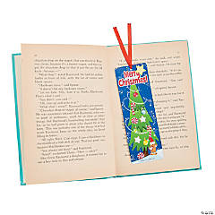 Decorate A Christmas Tree Bookmarks