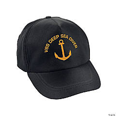 Deep Sea Diver Baseball Caps