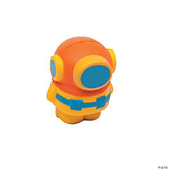 Deep Sea Diver Stress Toys