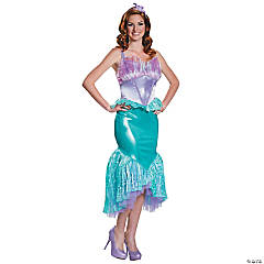 Deluxe Ariel Costume for Women