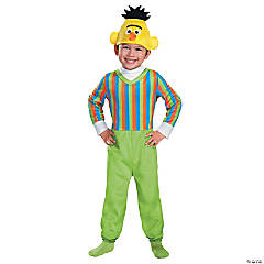 Deluxe Bert Costume for Toddler Boys
