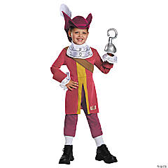 Deluxe Captain Hook Costume for Children