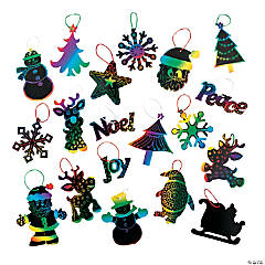 Deluxe Christmas Magic Scratch Assortment