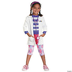 Deluxe Doc McStuffins Costume for Girls