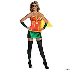 Deluxe Female Robin Costume for Women