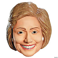 Deluxe Hillary Mask for Adults