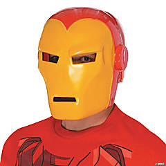 Deluxe Iron Man Mask for Adults