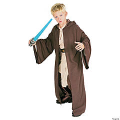 Deluxe Jedi Robe Costume for Boys