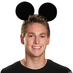 Deluxe Mickey Mouse Ears for Adults