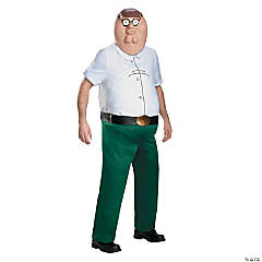 Deluxe Peter Griffin Costume for Men