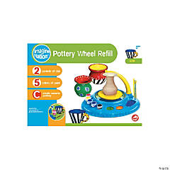 Deluxe Pottery Wheel Workshop Refill