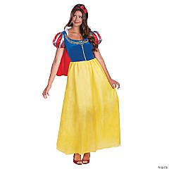 Deluxe Snow White Costume for Women