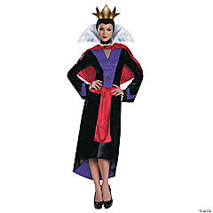 Deluxe Snow White Evil Queen Costume for Women