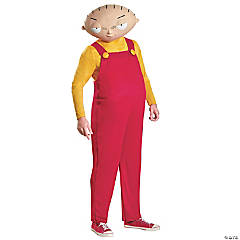 Deluxe Stewie Costume for Adults