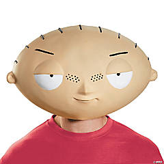 Deluxe Stewie Mask for Adults