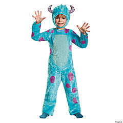 Deluxe Sully Monster Costume for Toddlers