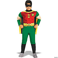 Deluxe Toddler Boy's Robin Costume