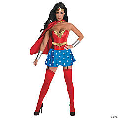 Deluxe Wonder Woman Costume for Women