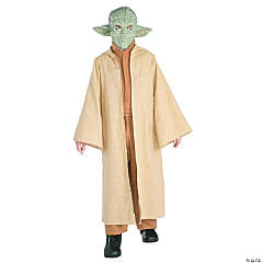 Deluxe Yoda Costume for Kids