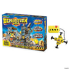 Demolition Lab and Quad Blaster: Set of 2