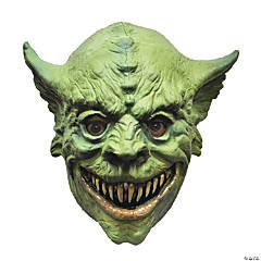 Demon Mini Monster Mask for Adults