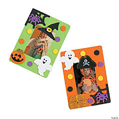 Design-A-Halloween Frame Magnet Craft Kit