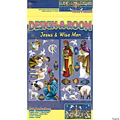 Design-A-Room Jesus Set
