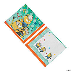 Despicable Me™ Minions Beverage Napkins