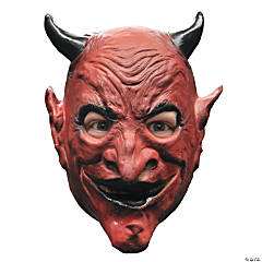 Devil Mini Monster Mask for Adults