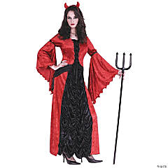 Devil Princess Adult Women's Costume