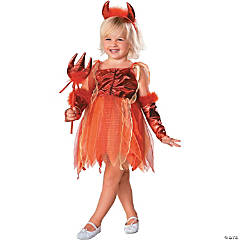 Devilicious Toddler Girl's Costume