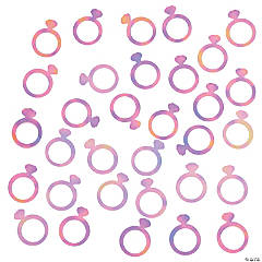 Diamond Ring Confetti