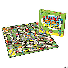 Didax Bullies, Victims & Bystanders Board Game