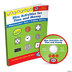 Didax Dice Activities for Time & Money