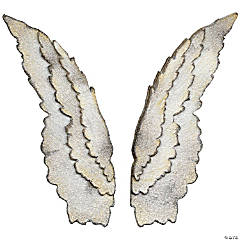 Die By Tim Holtz-Layered Angel Wings