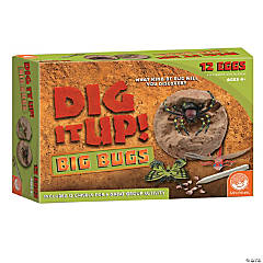 Dig It Up! Big Bugs with FREE Bonus Egg