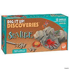 Dig It Up! Discoveries: Sea Life