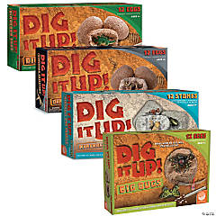 Dig It Up! Prehistoric Set of 4