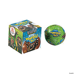 Dino Candy-Filled Chocolate Wonderball