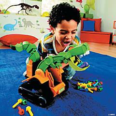 Dino Construction Company™ T-Rex Skid Loader