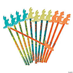 Dino Dig Pencils with Erasers