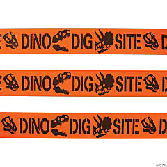 Dino Dig Plastic Streamer