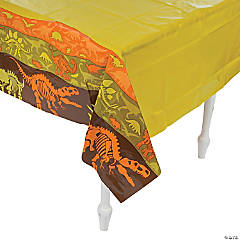 Dino Dig Tablecloth