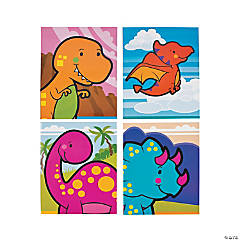 Dinosaur Pocket Folders