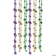 Disco Mardi Gras Beads