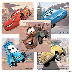 Disney® Cars-Shaped Stickers