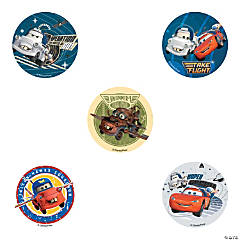 Disney Cars Take Flight Stickers