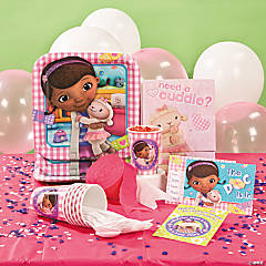 Disney Doc McStuffins Basic Party Pack