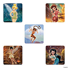 Disney Fairies Glitter Stickers